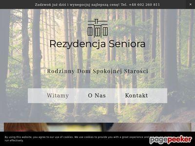 Ośrodek dla osób starszych