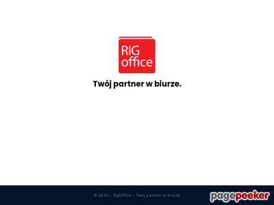 Www.rigoffice.pl - drukarki kolorowe