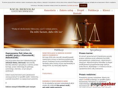 Dobry prawnik Warszawa