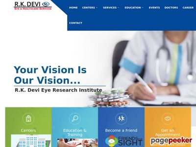 R K Devi Eye Research Institute