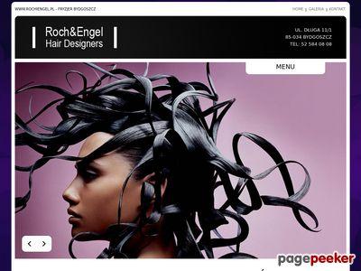 Rochiengel.pl dobry fryzjer