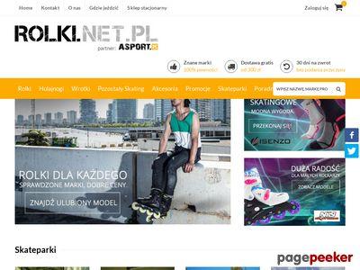 Rolki.net.pl - Sklep z rolkami