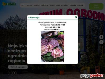 Centrum Ogrodnicze Rol-Pest Sp. z o.o.