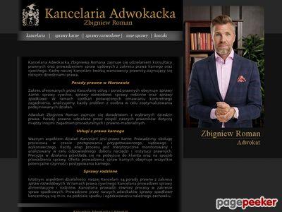 Rozwody - roman-adwokat.pl