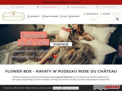 Kwiaty z dostawą
