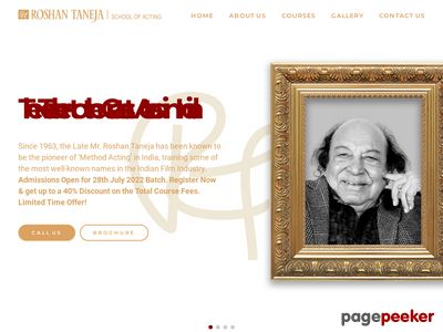 Roshan Taneja School of Acting