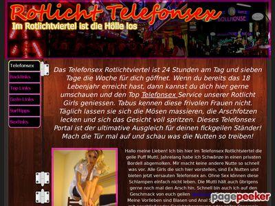 Détails : Das Telefonsex Rotlichtviertel