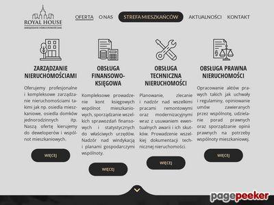 Administracja nieruchomościami Warszawa