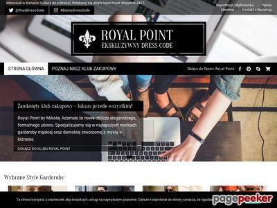 Galanteria ze skóry: torebki, teczki, torby - Royal Point