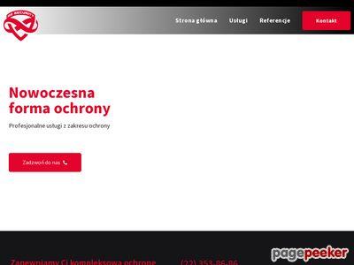Ochrona Warszawa