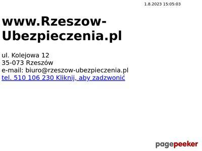 Mobilny agent PZU - Janusz Malinowski