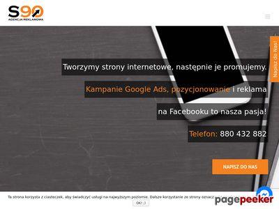 Dąbrowa Górnicza - Agencja Interaktywna S 90 - Strony internetowe