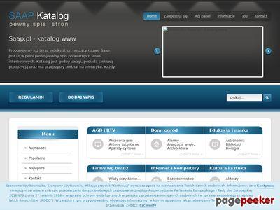 Katalog www.saap.pl