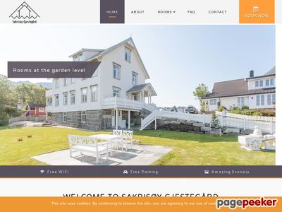Lofoten accommodation