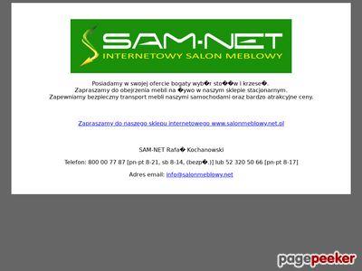 Salonmeblowy.net - meble, zestawy mebli, meble drewniane