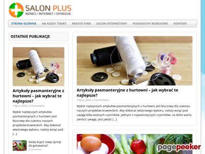 Http://www.salonplus.com.pl