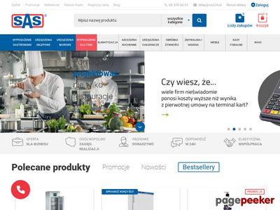 Wyposażenie gastronomii - sas24.pl