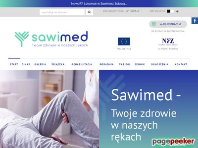 Światłolecznictwo - sawimed.pl
