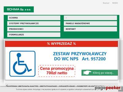 SCHIMA Wrocław Szybkozłączki elektryczne