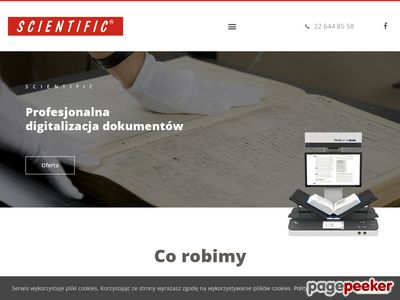 Scientific.pl - Call center