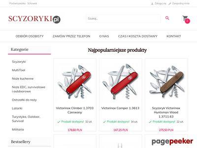 Scyzoryki.pl – ostrzałki do noży