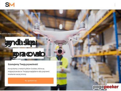 Seifert-magazyny.pl - logistyka kontraktowa
