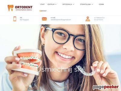 Ortodoncja i stomatologia Jolanta Sęk