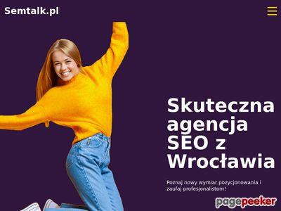 Semtalk.pl - Efektywne pozycjonowanie