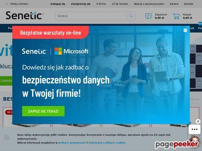 Serwery - Senetic.pl