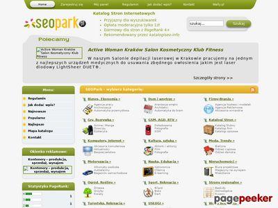 Seopark.pl - darmowe pozycjonowanie