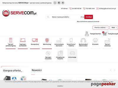 Servecom.pl: profesjonalny salon komputerowy