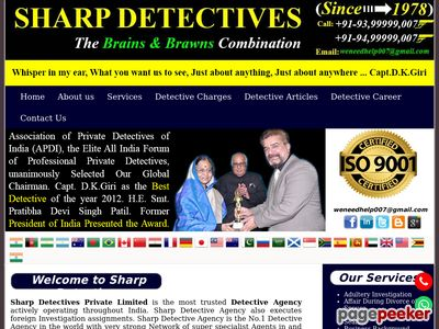 Sharp Detectives Private Limited