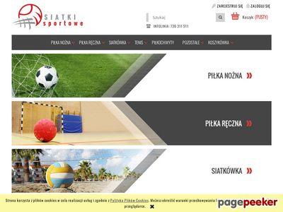 Http://www.siatki-sportowe.com.pl