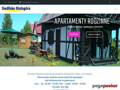 Pensjonat Białogóra
