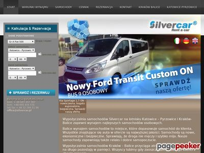 Car hire Silvercar.pl
