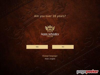 Sklep Dom Whisky