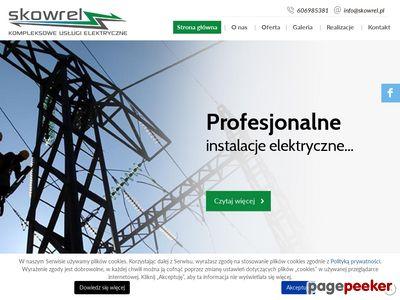 Instalacje Elektryczne Wrocław - Skowrel