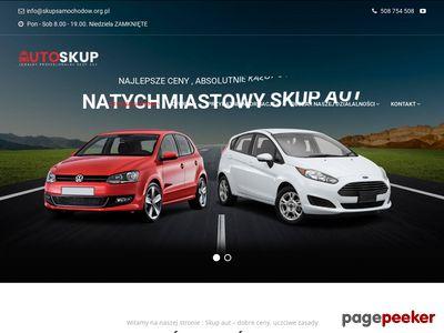 Auto gotówka Śląsk Małopolska