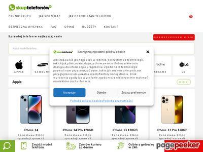 Skup nowych i używanych telefonów komórkowych