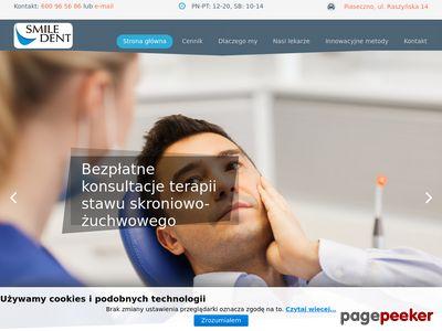 Stomatolog w gabinecie Smile-Dent zaprasza, Ursynów