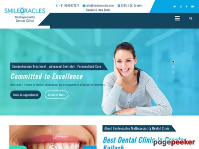SMILEORACLES - MULTI SPECIALITY DENTAL C