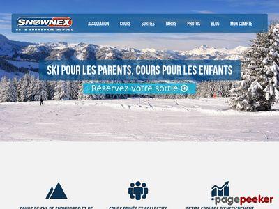 >Geneva Snowboard School - A visiter!
