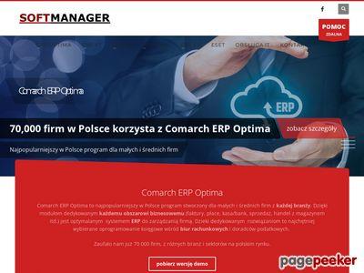 SoftManager: realizacja projektów dofinansowanych