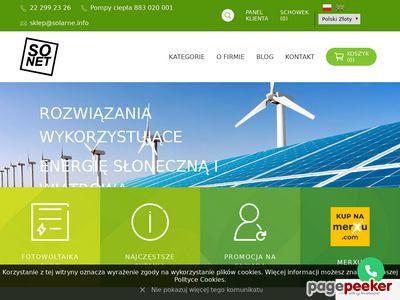 Panele fotowoltaiczne Solarne.info