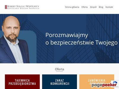 Spory prawne Katowice - solga.pl