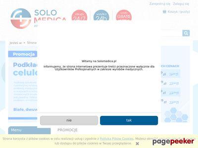 Solomedica.pl - śliniaki stomatologiczne