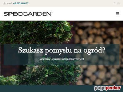 Projekty Ogrodów SpecGarden