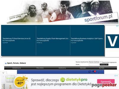Forum sportowe