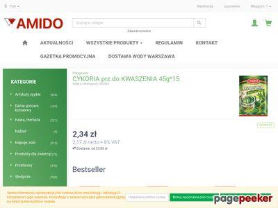 Spozywczo.pl - hurtownia spożywcza