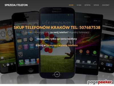 Skup telefonów - Sprzedaj-Telefon.pl